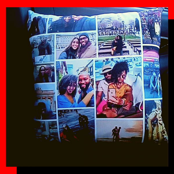 Photo Cushion - Cover