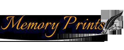 Memory Prints Logo